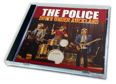 POLICE - DOWN UNDER AUCKLAND