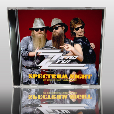 ZZ TOP - SPECTRUM NIGHT