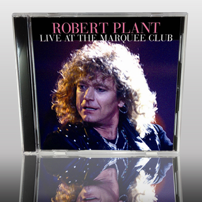 ROBERT PLANT - LIVE AT THE MARQUEE CLUB