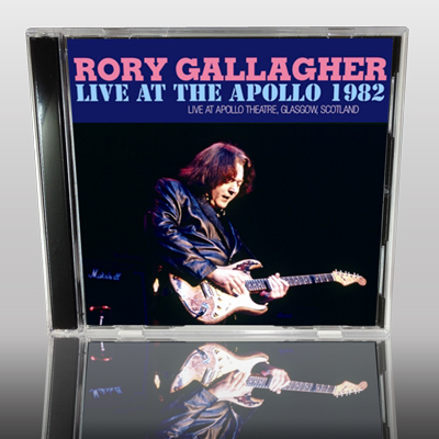 RORY GALLAGHER - LIVE AT THE APOLLO 1982