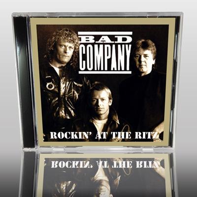BAD COMPANY - ROCKIN' AT THE RITZ