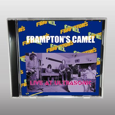 PETER FRAMPTON'S CAMEL - LIVE AT ULTRASONIC