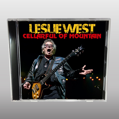 LESLIE WEST - CELLARFUL OF MOUNTAIN