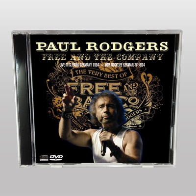 PAUL RODGERS - FREE AND THE COMPANY