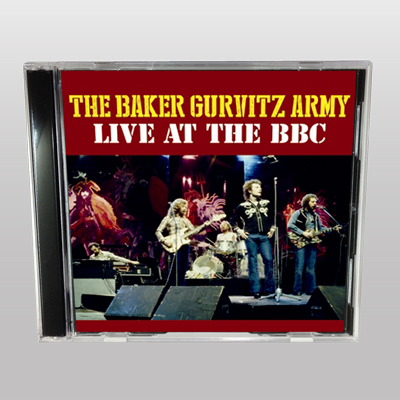 BAKER GURVITZ ARMY - LIVE AT THE BBC