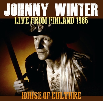 JOHNNY WINTER - LIVE FROM FINLAND 1986