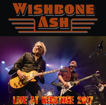 WISHBONE ASH - LIVE AT REDSTONE 2017