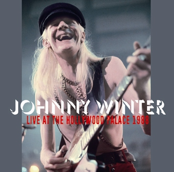 JOHNNY WINTER - LIVE AT THE HOLLYWOOD PALACE 1988