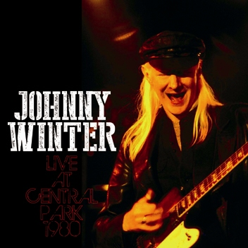 JOHNNY WINTER - LIVE AT CENTRAL PARK 1980 (2CDR)