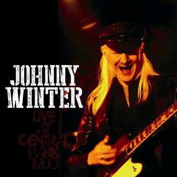JOHNNY WINTER - LIVE AT CENTRAL PARK 1980 (2CDR)