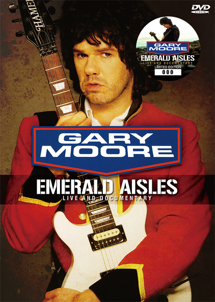 GARY MOORE - EMERALD AISLES (1DVD)