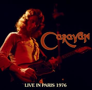 CARAVAN - LIVE IN PARIS 1976 (1CDR)