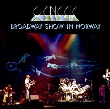 GENESIS - BROADWAY SHOW IN NORWAY (2CDR)
