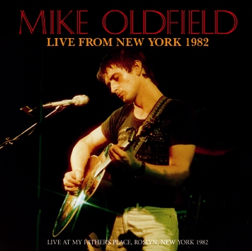 MIKE OLDFIELD - LIVE FROM NEW YORK 1982 (2CDR)