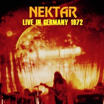 NEKTAR - LIVE IN GERMANY 1972 (2CDR)