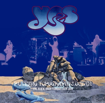 YES - PLAYING TOPOGRAPHIC OCEAN 1974 (2CDR)