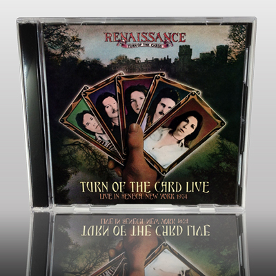 RENAISSANCE - TURN OF THE CARDS LIVE