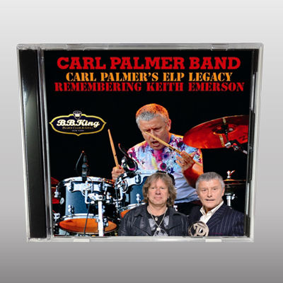CARL PALMER'S ELP LEGACY - REMEMBERING KEITH EMERSON