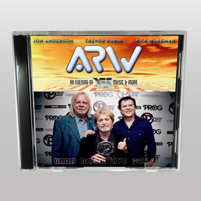 ARW - AN EVENING OF YES MUSIC & MORE: HARD ROCK LIVE 2016