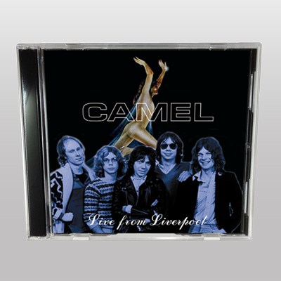 CAMEL - LIVE FROM LIVERPOOL