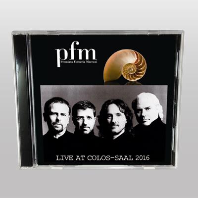 P.F.M. - LIVE AT COLS-SAAL 2016