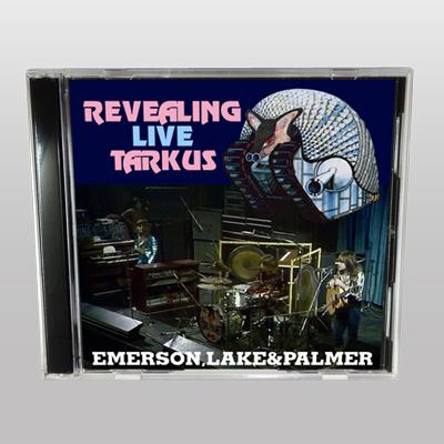 EMERSON, LAKE & PALMER - REVEALING LIVE TARKUS