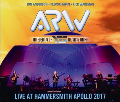ARW - LIVE AT HAMMERSMITH APOLLO 2017