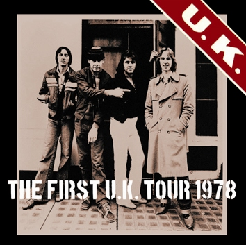 U.K. - THE FIRST U.K. TOUR 1978