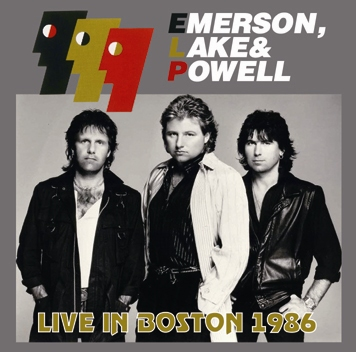 EMERSON, LAKE & POWELL - LIVE IN BOSTON 1986