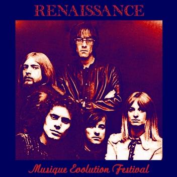 RENAISSANCE - MUSIQUE EVOLUTION FESTIVAL