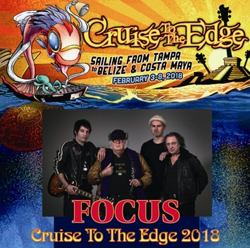 FOCUS - CRUISE TO THE EDGE 2018
