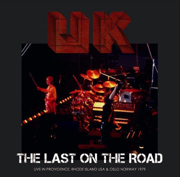 U.K. - THE LAST ON THE ROAD