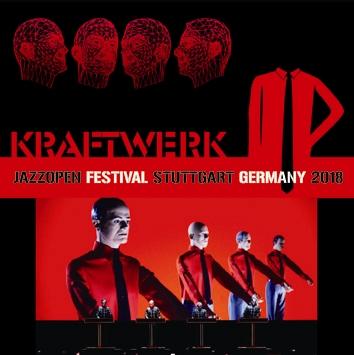 KRAFTWERK - JAZZOPEN FESTIVAL STUTTGART GERMANY 2018