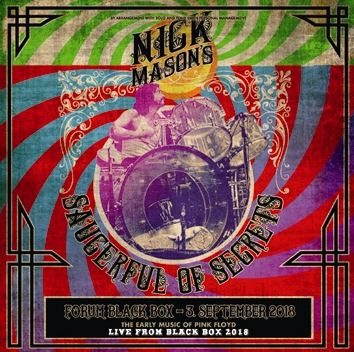 NICK MASON - LIVE FROM BLACK BOX 2018