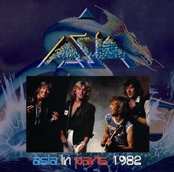 ASIA - ASIA IN PARIS 1982 (2CDR)