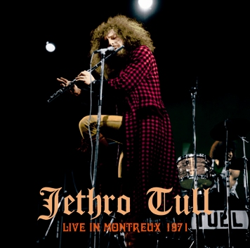 JETHRO TULL - LIVE IN MONTREUX 1971 (1CDR)