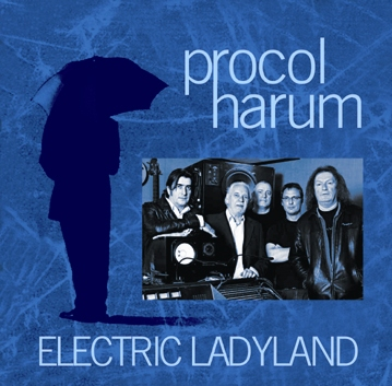 PROCOL HARUM - ELECTRIC LADYLAND (1CDR)