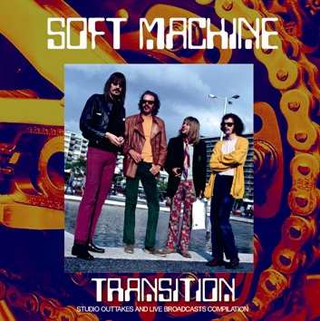 SOFT MACHINE - TRANSITION (1CDR)