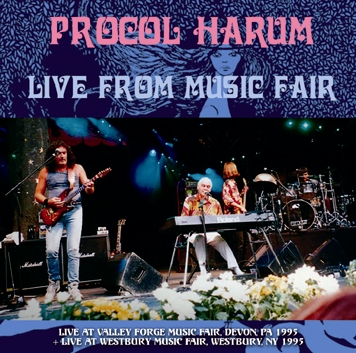 PROCOL HARUM - LIVE FROM MUSIC FAIR (2CDR)