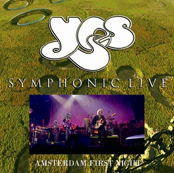 YES - SYMPHONIC LIVE : AMSTERDAM FIRST NIGHT(2CDR)