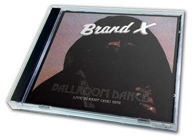 BRAND X - BALLROOM DANCE