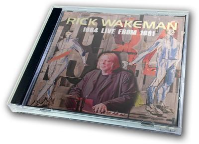 RICK WAKEMAN - 1984 LIVE FROM 1981