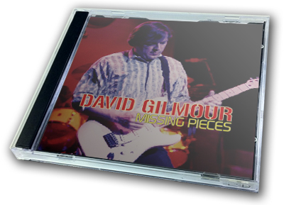 DAVID GILMOUR - MISSING PIECES