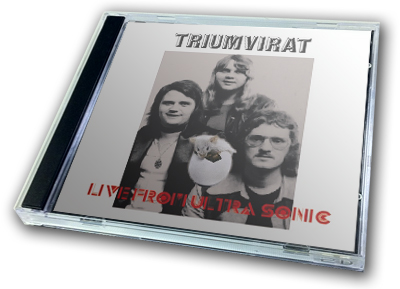 TRIUMVIRAT-LIVE FROM ULTRASONIC