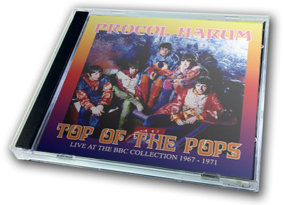 PROCOL HARUM - TOP OF THE POPS