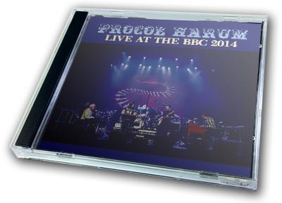 PROCOL HARUM - LIVE AT THE BBC 2014