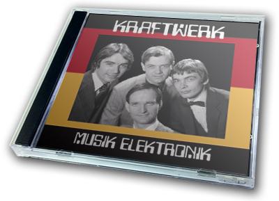KRAFTWERK - MUSIK ELEKTRONIK