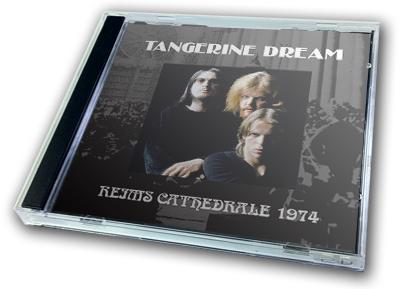 TANGERINE DREAM - REIMS CATHEDRALE 1974