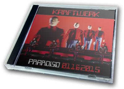 KRAFTWERK - PARADISO 01162015
