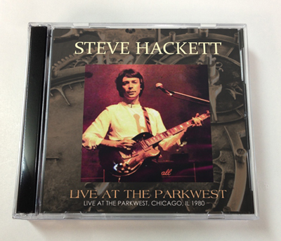 STEVE HACKETT - LIVE AT THE PARKWEST